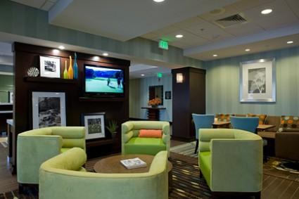 hotel lobby furnishings